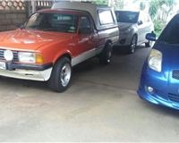1982 Ford cortina bakkie