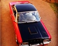 1969 Ford 20m
