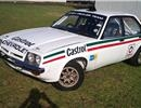1978 Chevrolet Chevair Rally Car