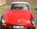 1965 VW Notchback (Variant)
