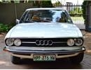 1972 Audi A 100 Coupe S