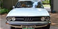 Audi A 100 Coupe S
