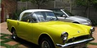 Sunbeam  alpine series 1