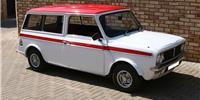 Austin Mini Clubmin Estate