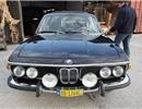 1972 BMW 2800CS 3.0CS engine