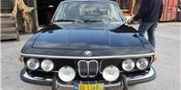 BMW 2800CS 3.0CS engine