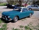 1965 VW Karman Ghia first Series