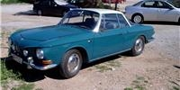 VW Karman Ghia first Series