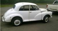 Morris Minor Spilt Window