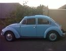 1973 VW SUPERBEETLE