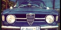 Alfa Romeo Gt1600Junior