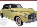 1941 Buick Roadmaster Coupe Convertible