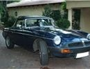 1986 MG MGB Roadster