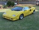 1989 Lamborghini Countach 25th Aniversary