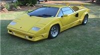 Lamborghini Countach 25th Aniversary