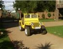 1946 Toyota Willys CJ2A Jeep