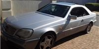 Mercedes-Benz W140/C140 (Coupe)