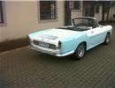 1964 Renault caravelle convertable