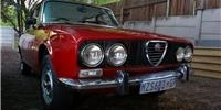 Alfa Romeo Berlina 2000