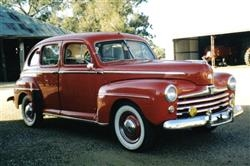 Wanted 1948 Ford Deluxe