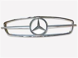 1955 1963 Mercedes Benz 190SL Stainless Steel Gril