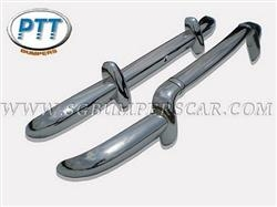 1956 1967 Renault Dauphine Stainless Steel Bumper