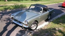 1963 Sunbeam Alpine Series 3