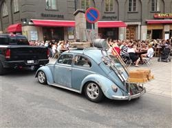 Can I hire your classic car for a holiday