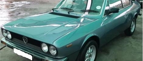 1984 Lancia Beta Coupe