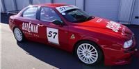 Alfa 156 Works Racecar